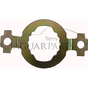 Crankshaft Pulley Locking Tab