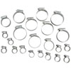 <b>WATER HOSE CLAMP KIT</b> w/ Jubilee Hose Clamps