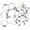 WATER HOSE CLAMP KIT, w/ Jubilee Hose Clamps