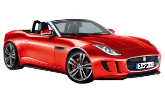 Jaguar F-Type Accessories