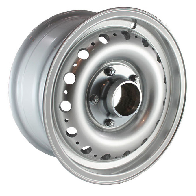 7 x 15 inch D-Type Alloy Wheel