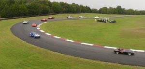 Vintage racing at its best