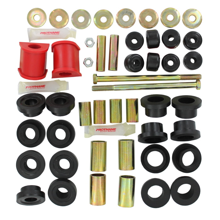 Terrys Jaguar Parts: Prothane Polyurethane Bushing Kits