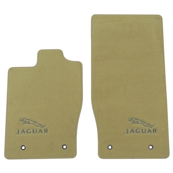 Terrys Jaguar Parts Set Carpet