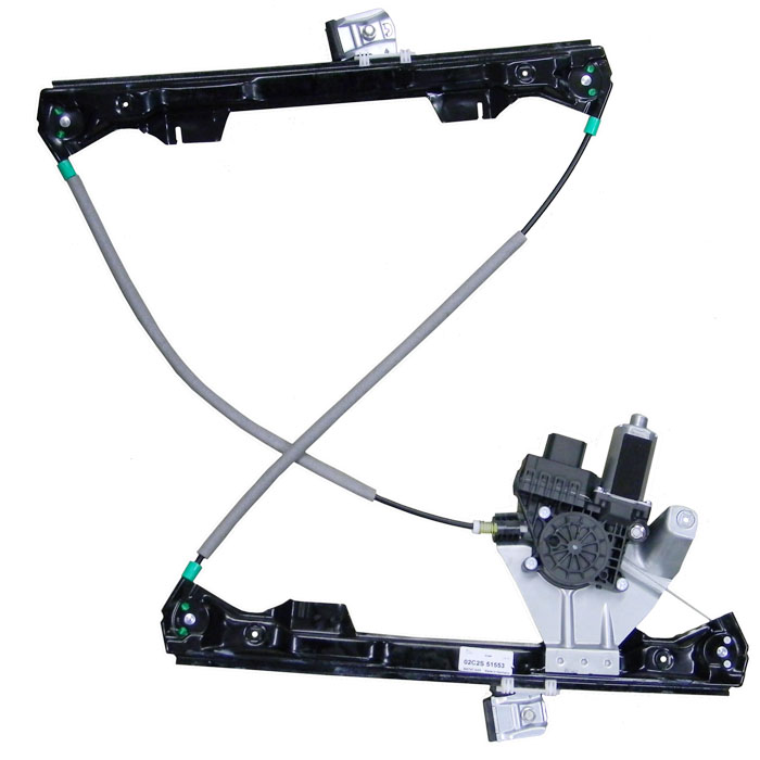Motor window regulator rh front terrys jaguar parts for 2001 jaguar s type window regulator