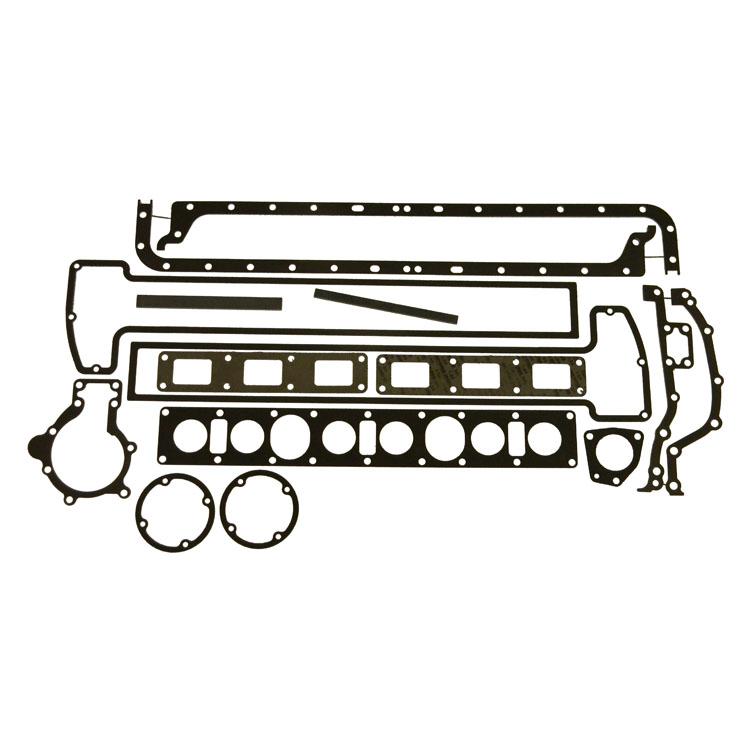 2002 Lincoln Continental Head Gasket: Terrys Jaguar Parts: Engine Gasket Kit
