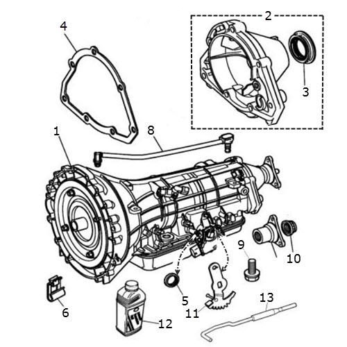 jaguar xj6 automatic transmission