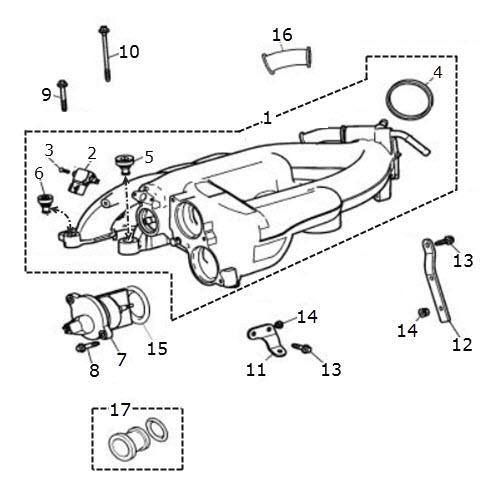 Jaguar X Type Intake Manifold Diagram
