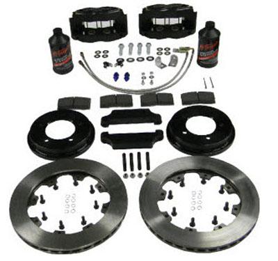 Terrys Jaguar Parts: Wilwood Vented Front Disc Brake Conversion - E