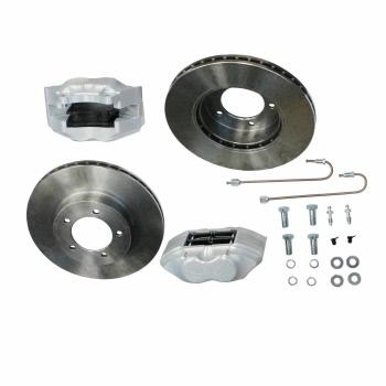 Terrys Jaguar Parts: Brake Conversion Kits