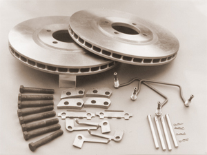 Terrys Jaguar Parts: Rear Ventilated Brake Conversion Kit