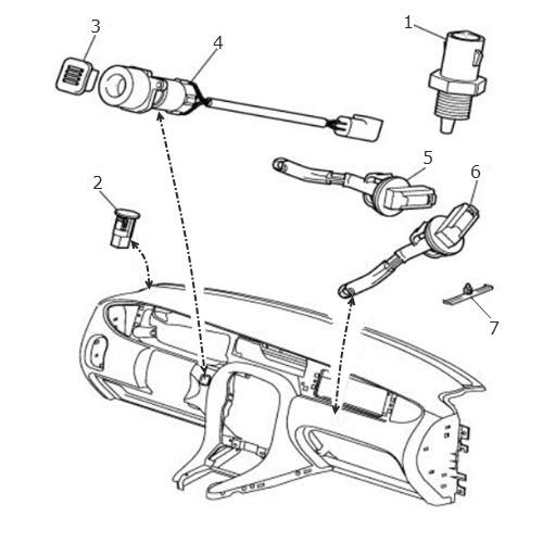 air conditioning aspirator and sensor  terrys jaguar parts
