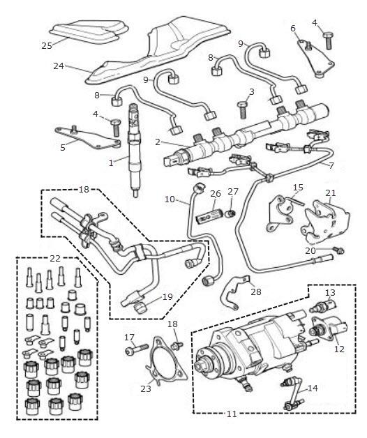 Jaguar Xke Fuel Pump