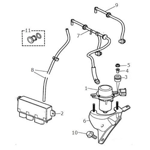 Vacuum Pump And Hoses