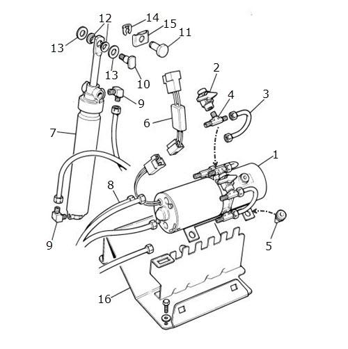 hood lift mechanism