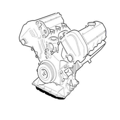 Engine Assembly 40 Liter V8: 2000 Jaguar Xk8 Engine Diagram At Sergidarder.com