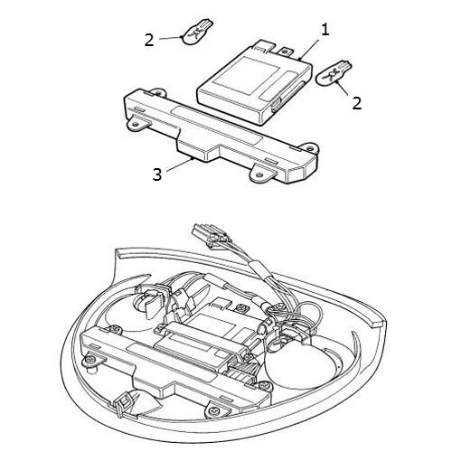 Jaguar Xj6 Parts Catalog Door Com